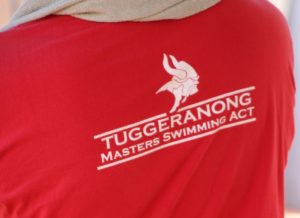 Image shows Tuggeranong T shirt